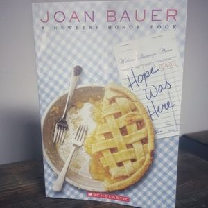 """Scholastic """"Hope Was Here"""" Paperback by Jo…"""